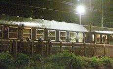 Prigionieri sul treno, sei lunghe ore al freddo per 250 passeggeri