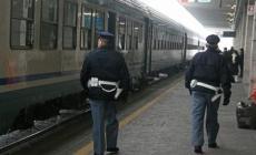 Lite tra due extracomunitari in stazione: necessario l'intervento della polizia