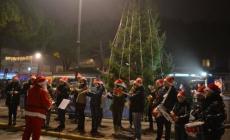 """Il Natale prende il via sotto l'albero con le note della Filarmonica """"Bellini"""""""