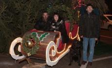 Nelle frazioni di Rovigo arriva Babbo Natale