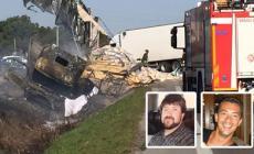 Tamponamento mortale di Porto Viro, indagati due camionisti