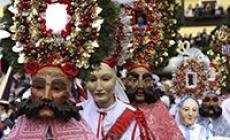 Carnevale in Tirolo, tra maschere, cortei e incantesimi