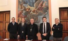 """Il vescovo riunisce i sindaci della provincia: """"Basta divisioni"""""""