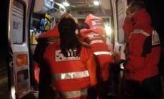 Incidente in viale Tre Martiri, travolto lo scooter delle pizze