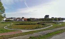 Collettore Padano, una crepa lunga 50 metri