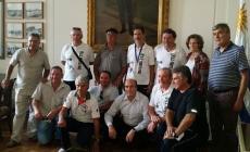 Free Bikers, arrivo in Uruguay accolti dal maestro Rigolin