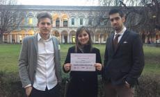 """Tre studenti si laureano """"campioni di mediazione"""" a Milano"""