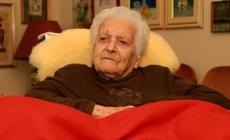"""E' morta a 109 Maria Bacco, la """"nonna"""" del Polesine"""