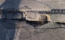 """""""Cattiva manutenzione: il ponte sul Po è pericoloso"""""""