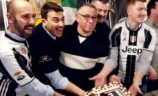 Festa bianconera per lo Juventus Fan club Rovigo