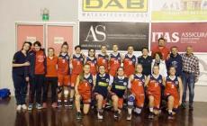 Vittoria sudata e secondo posto in classifica per il Rhodigium Basket