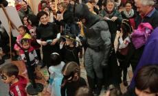 Tutti in maschera con Batman alla Fattoria