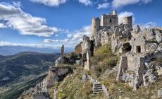 Rocca Calascio, il castello che sfiora il cielo