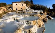 Cascate di Saturnia, una Spa gestita da madre natura