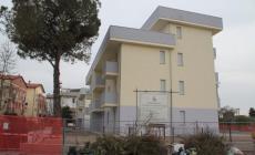 Via Baruchello, pronti i 26 alloggi per emergenza abitativa