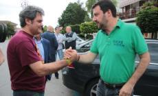 """""""Solidarietà e stima a Bergamin"""", firmato Matteo Salvini"""