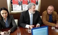 Primarie Pd, Michele Emiliano fa tappa a Rovigo