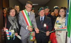 Taglio del nastro per la nuova sede dei Lagunari ad Adria