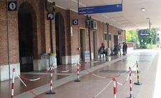 La stazione ferroviaria perde i pezzi