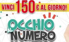 Occhio al numero, ultima chiamata: in palio altri 150 euro