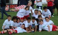 Il Vicenza trionfa al Torneo Città delle Rose di San Martino