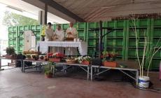 Messa per il raccolto e il lavoro