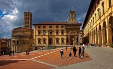 """Arezzo, dove """"la vita è bella"""""""