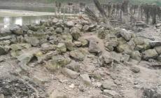 Adige in secca: ecco cosa c'era sul fondo del fiume
