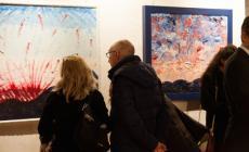 I sentimenti diventano quadri, la mostra dell'artista Chiara Tordin