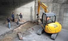 Maltempo, slitta la riapertura del sottopasso di via Forlanini