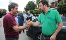 Bergamin al fianco di Salvini verso la segreteria leghista