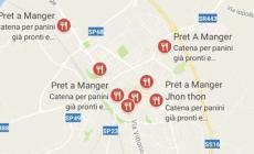 Google Maps burla Rovigo: negozi Ikea e Autogrill in città