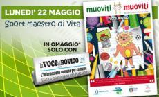 """Lunedì gratis in edicola con la Voce c'è: """"Muoviti Muoviti"""""""