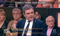 """Bergamin: """"La marcia pro rifugiati? Un pagliacciata"""""""