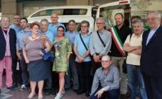 Anteas di Cavarzere: ecco il nuovo furgoncino attrezzato