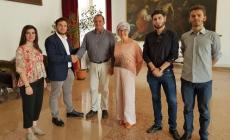 """""""Giornata della Dante"""", ospite Alessio Arena, candidato al Nobel"""