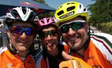 Ciclo Delta sul podio nella città di Romeo e Giulietta