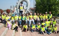 Pinocchio in bicicletta... per 530 alunni