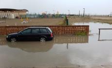 """Grandine e temporali: la Regione dichiara la """"Stato di crisi"""" nel Delta"""