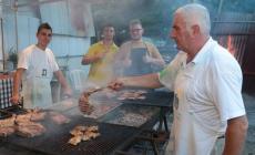 Ladri fanno razzia nello stand gastronomico: rubata carne per 800 euro