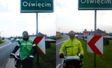 Da Porto Viro in bici fino in Polonia