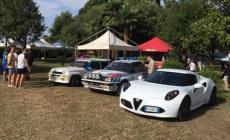 Pissatola: Fiat 500 e auto storiche a raduno
