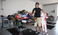 I big della Formula 1 all'autodromo di Adria