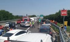 Terribile schianto in A13: autostrada chiusa all'altezza di Padova sud