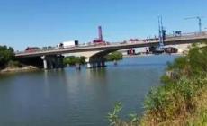 Romea, il ponte riapre in anticipo