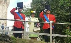 La regina Solidea sarà ricevuta a Buckingham Palace