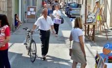 Via Varliero, la via degli artisti. Bissato il successo