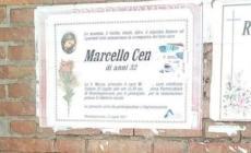 Strappato il manifesto del ragazzo ucciso a Valencia