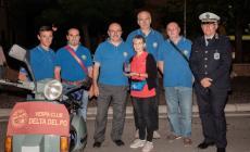 Vespe in via Roma e boogie woogie in piazza Marconi