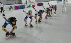 Skating Club Rovigo, poker di medaglie